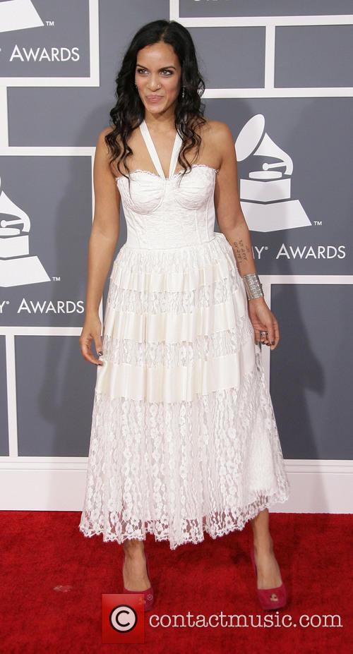 Anoushka Shankar, Staples Center, Grammy Awards