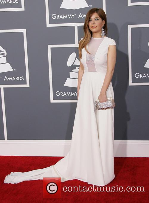 55th Annual GRAMMY Awards - Arrivals held at...