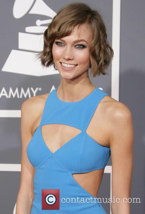 karlie kloss 55th annual grammy awards arrivals 3495007