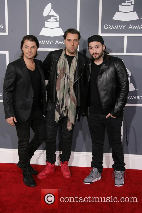 Sebastian Ingrosso, Axwell and Steve Angello 2