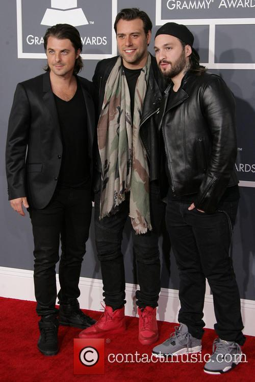 Sebastian Ingrosso, Axwell and Steve Angello 1