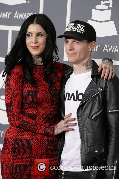 Kat Von D and Deadmau5 2