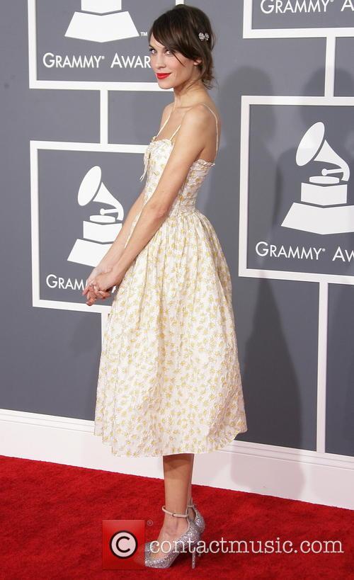 Alexa Chung, Staples Center, Grammy Awards