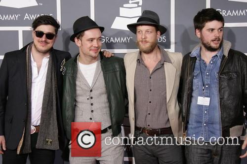 Mumford & Sons at the Grammys 2013