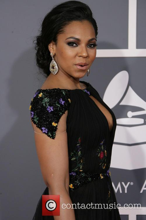 ashanti 55th annual grammy awards held at staples 3495863