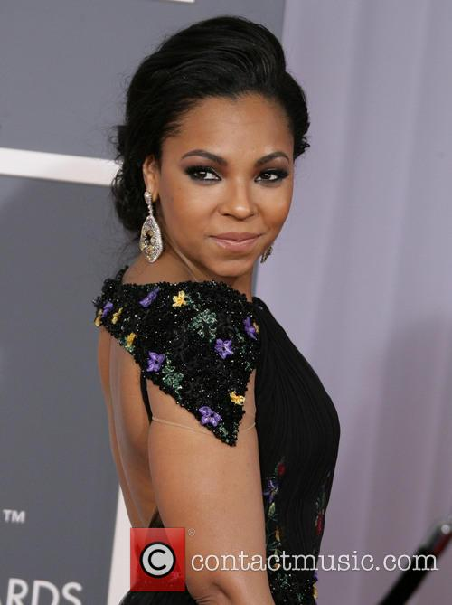 ashanti 55th annual grammy awards held at staples 3495874