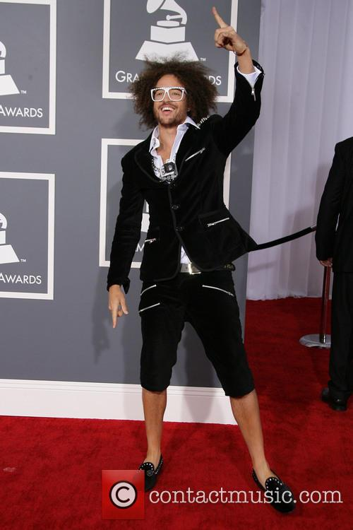 Redfoo of LMFAO of 'LMFAO' 2