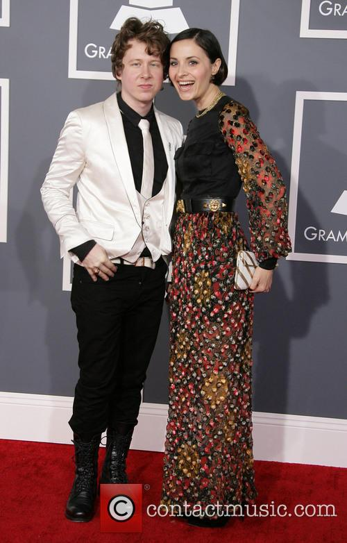 Ben Kweller, Liz Kweller, Staples Center, Grammy Awards