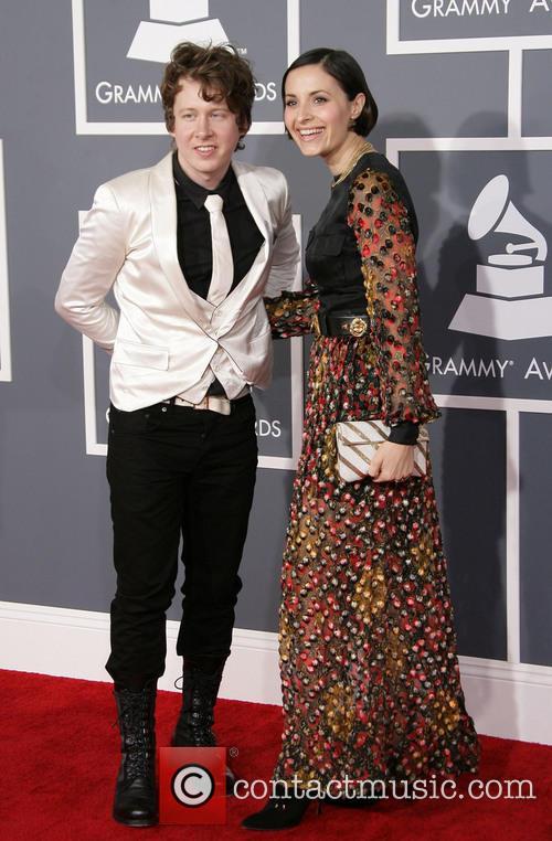 Ben Kweller, Liz Kweller, Staples Center, Grammy Awards