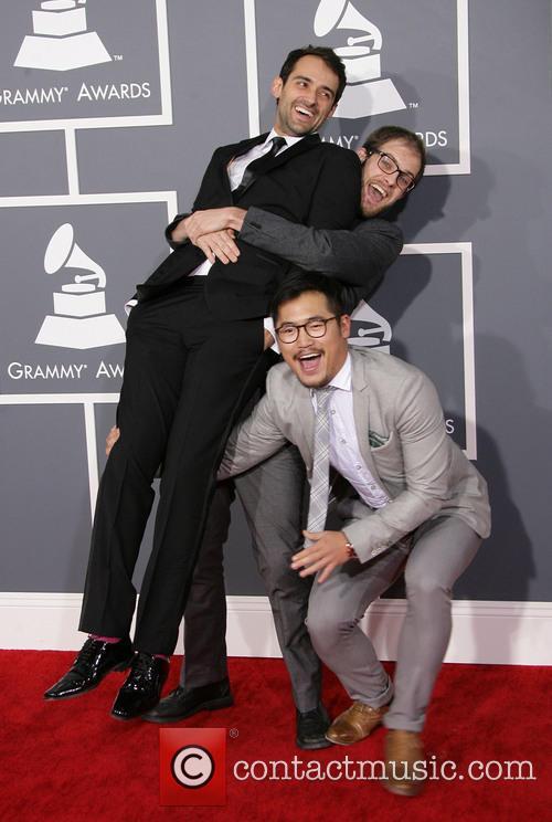 Directors Gaetano Crupi, Daniel Scheinhart and Daniel Kwan 3