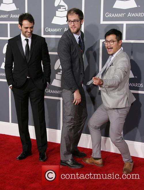 Directors Gaetano Crupi, Daniel Scheinhart and Daniel Kwan 4
