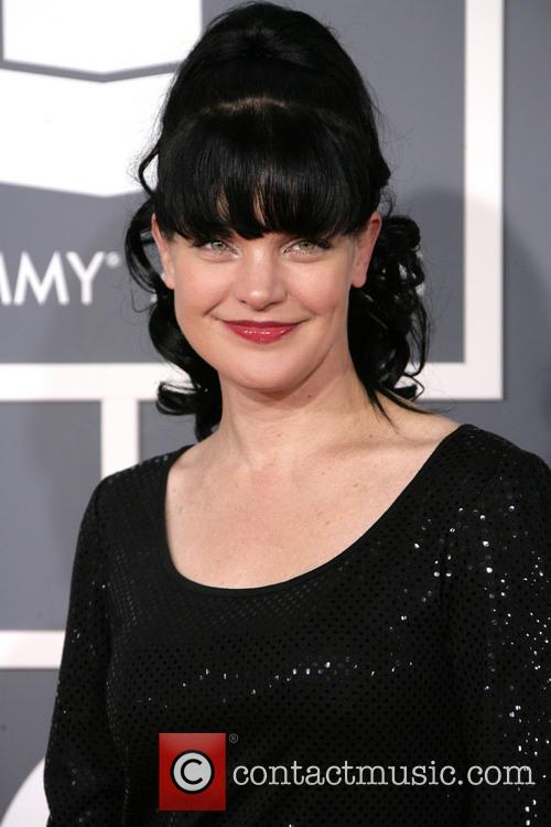 pauley perrette 55th annual grammy awards held at 3496701