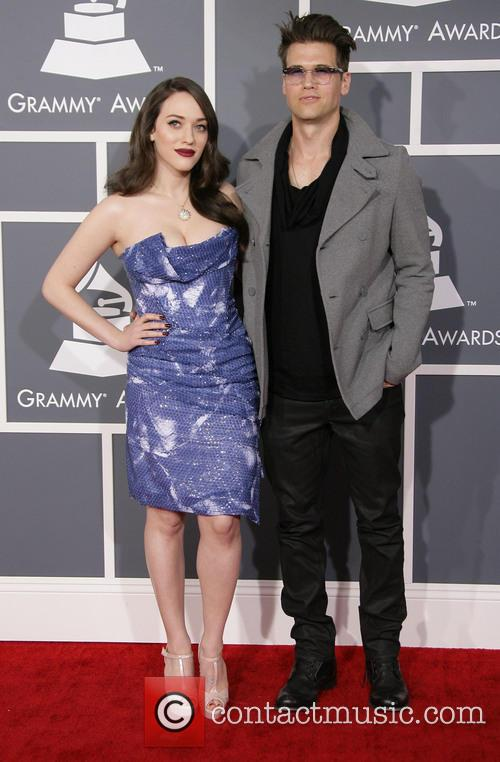 Kat Dennings and Nick Zano 2