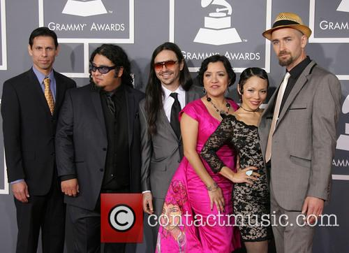 Music Group 'Quetzal', Staples Center, Grammy Awards