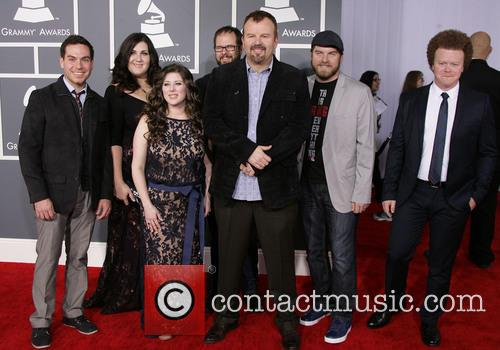 musical group 'casting crowns' 55th annual grammy awards 3496147