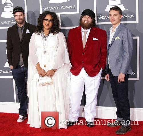 Alabama Shakes, Staples Center, Grammy Awards