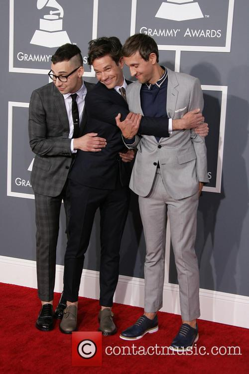 Jack Antonoff, Nate Ruess and And Andrew Dost Of Fun. 1