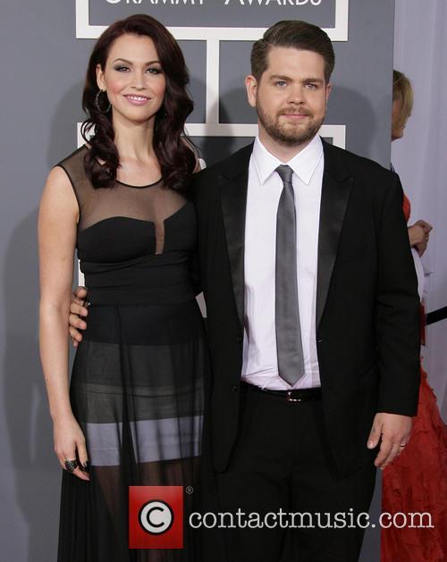 Jack Osbourne Wife @ Grammys