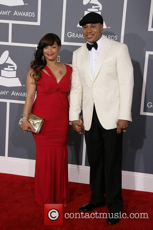 Ll Cool J and Simone Johnson 2