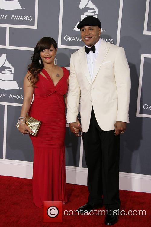 Ll Cool J and Simone Johnson 1