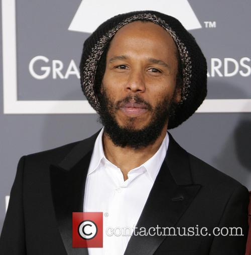 Ziggy Marley, Staples Center, Grammy Awards