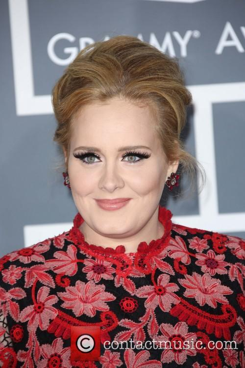 adele 55th annual grammy awards at staples center 3498582