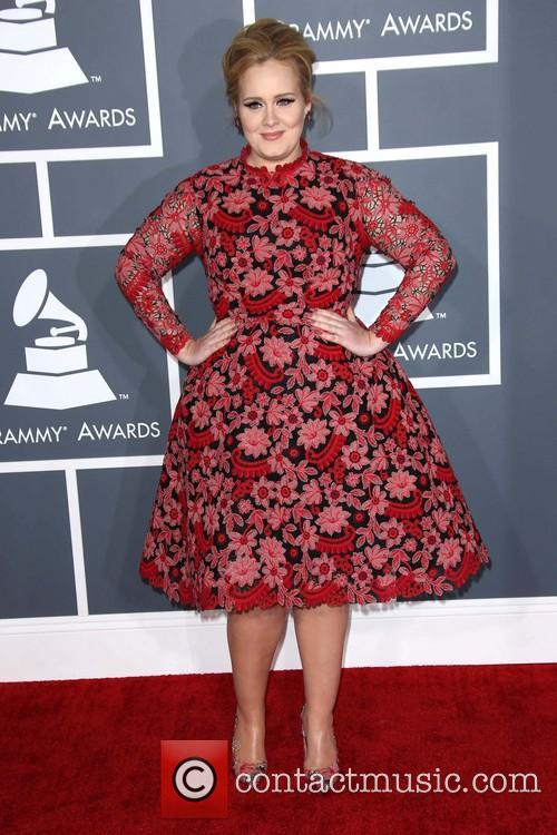 Adele Grammy Awards 2013