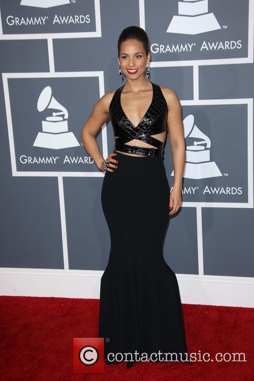 Alicia Keys, Grammy Awards, Staples Center