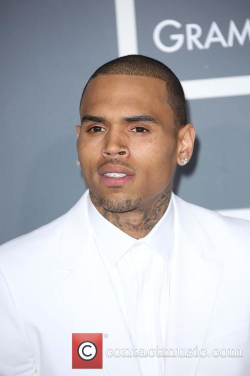 Chris Brown, Grammy Awards, Staples Center