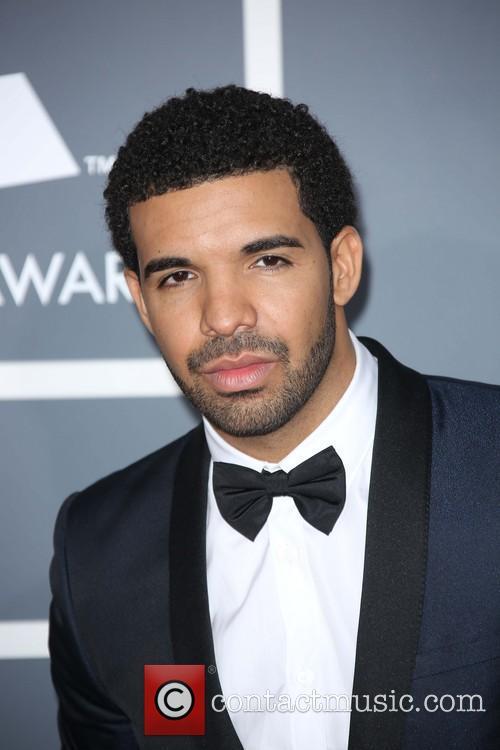 Drake @ Grammys