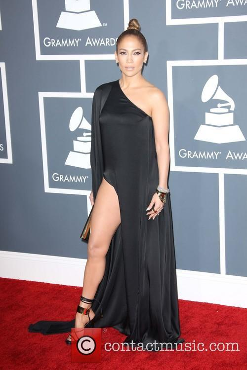 jennifer lopez 55th annual grammy awards at staples 3498633