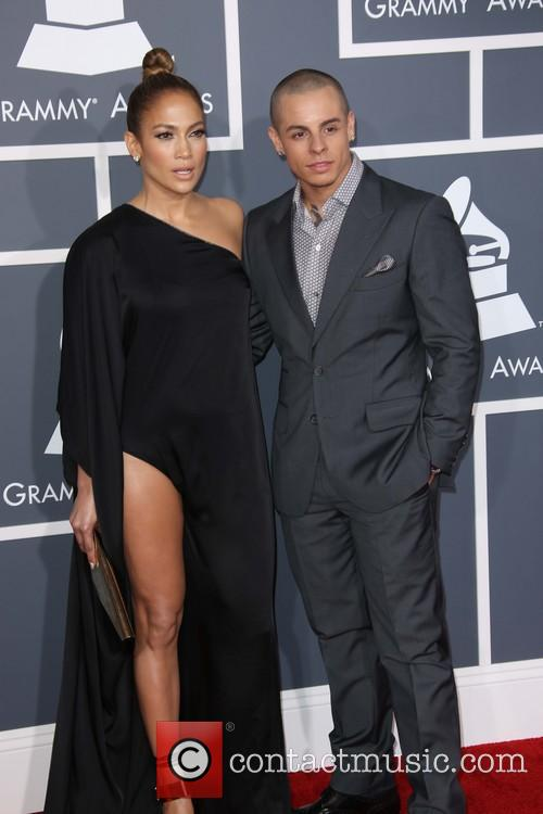 Jennifer Lopez and Casper Smart 2
