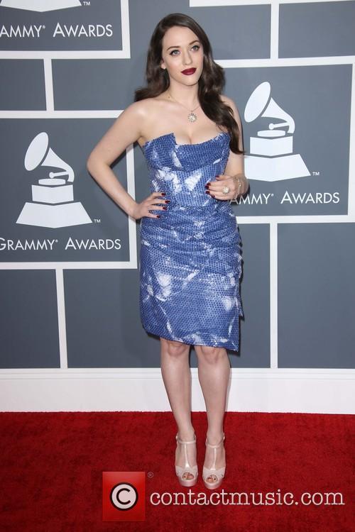 Kat Dennings, Grammy Awards, Staples Center