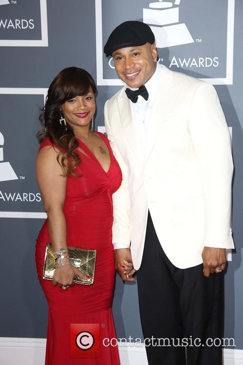 Ll Cool J and Wife 3