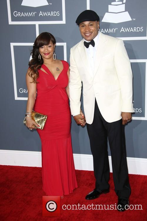 Ll Cool J and Wife 4