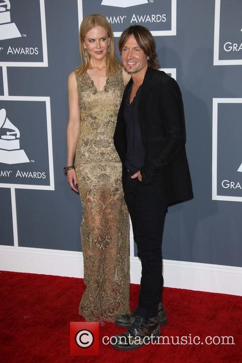 Nicole Kidman, Keith Urban, Grammy Awards, Staples Center