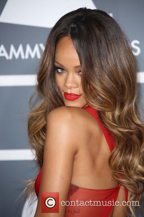 Rihanna, Grammy Awards, Staples Center