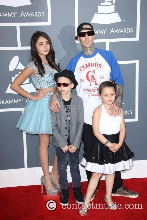 Travis Barker, Grammy Awards, Staples Center