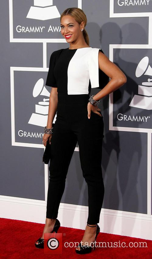 beyonce knowles 55th annual grammy awards 3495474