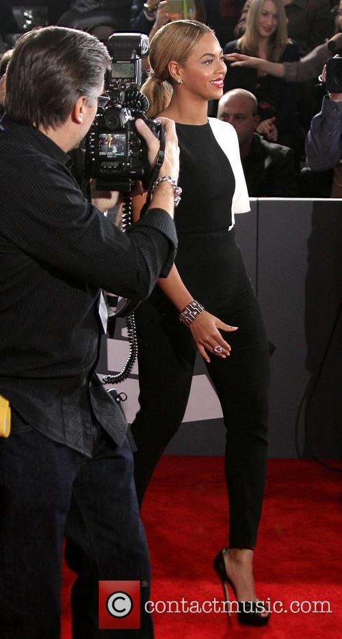 Beyonce Knowles, Staples Center, Grammy Awards