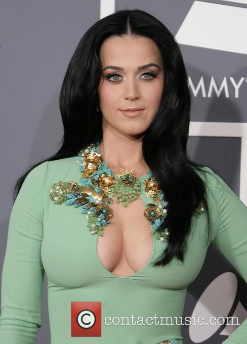 Katy Perry - 55th Annual GRAMMY Awards Los Angeles California United States Sunday 10th February 2013