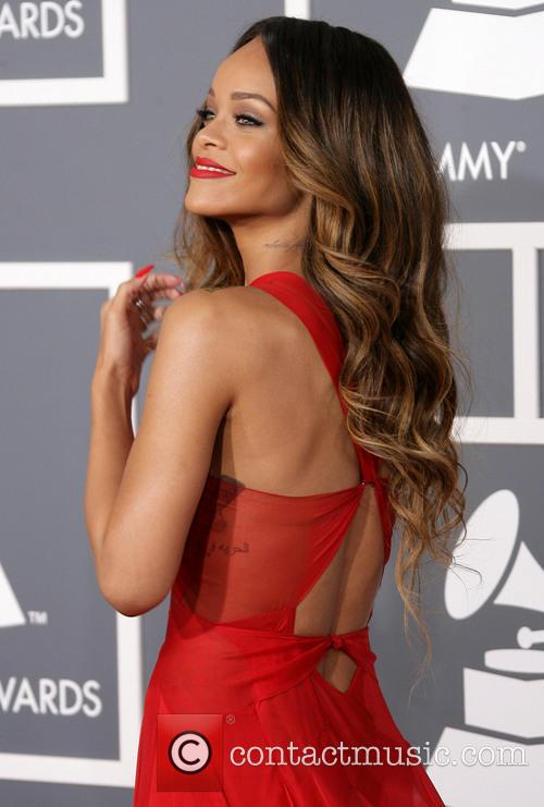 rihanna 55th annual grammy awards 3495437
