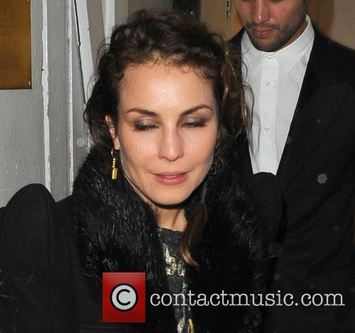 noomi rapace pre bafta dinner at annabels 3493048