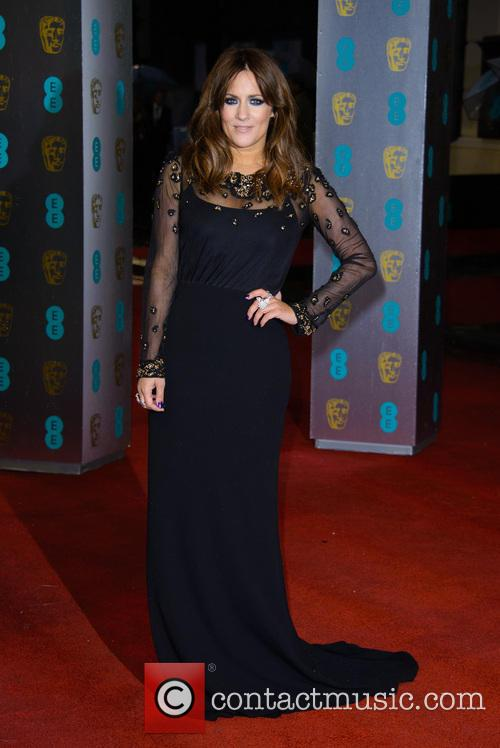 Caroline Flack, British Academy Film Awards