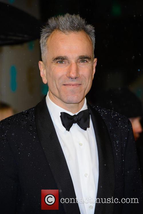Daniel Day Lewis at British Academy Film Awards