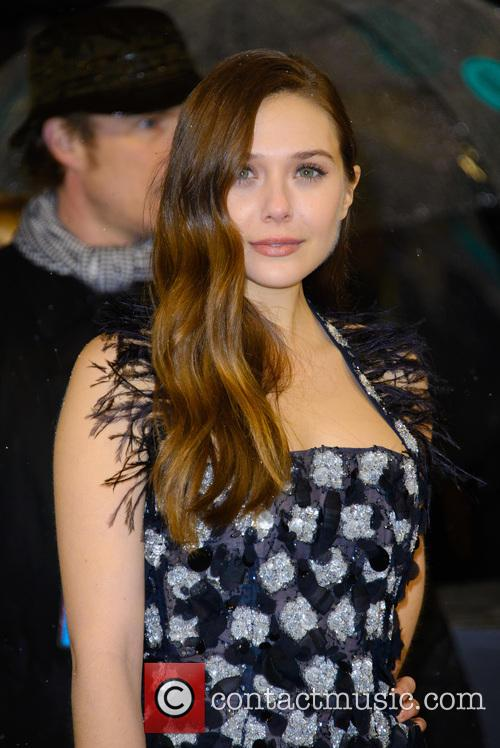 Elizabeth Olsen, British Academy Film Awards