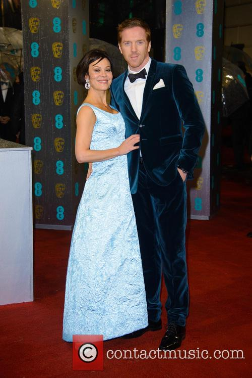 Helen McCrory, Damian Lewis, British Academy Film Awards