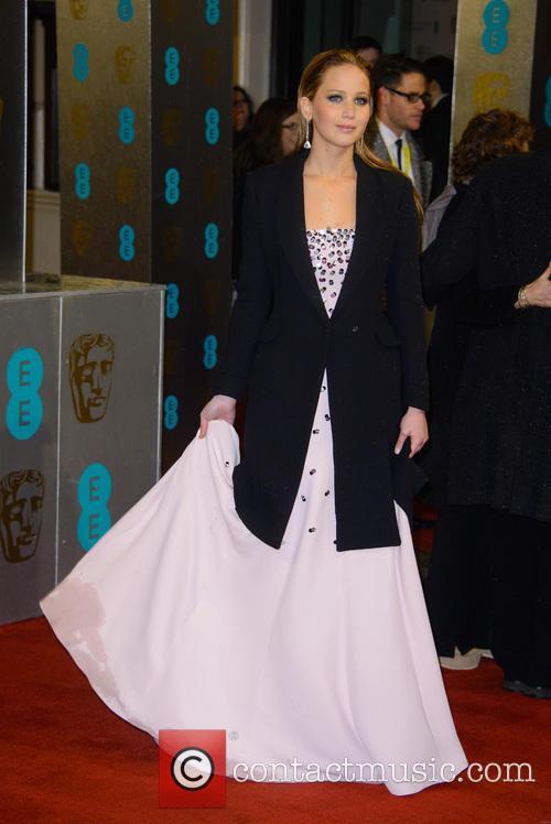 Jennifer Lawrence, British Academy Film Awards