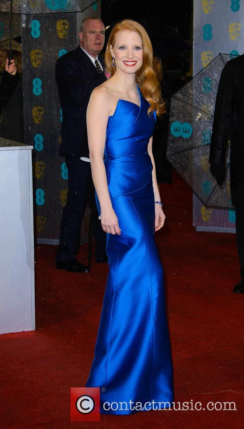 Jessica Chastain, British Academy Film Awards