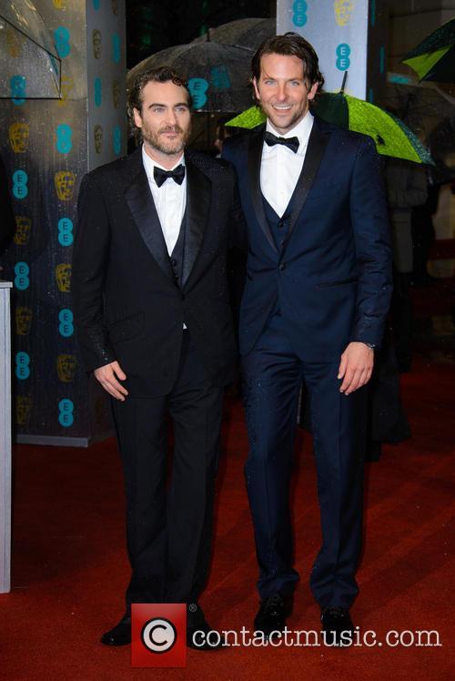 Joaquin Pheonix and Bradley Cooper 1